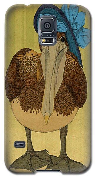 Plumpskin Ploshkin Pelican Jill Galaxy S5 Case