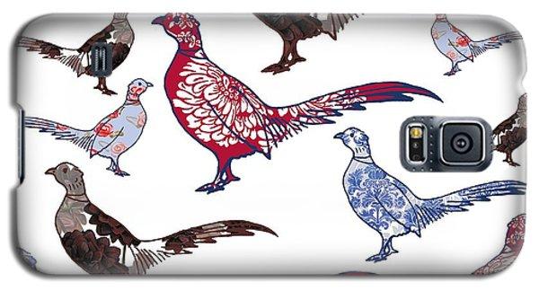 Plush Galaxy S5 Case by Sarah Hough