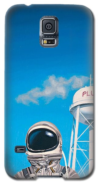 Pluto Galaxy S5 Case by Scott Listfield