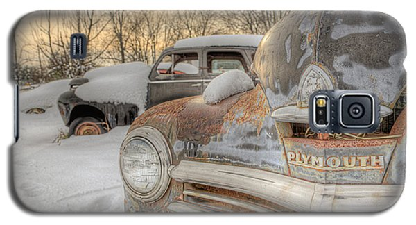Galaxy S5 Case featuring the photograph Plymouth by Micah Goff
