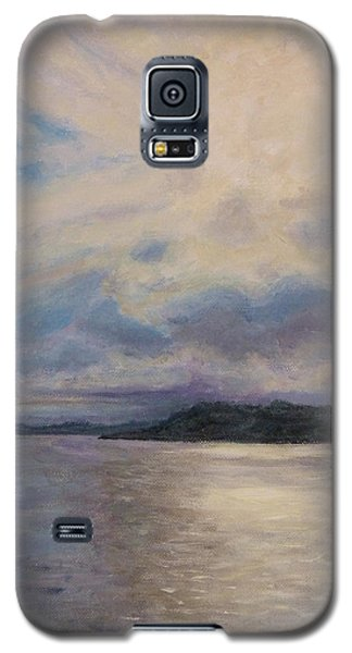 Plymouth Uk Harbor Galaxy S5 Case by Joe Bergholm