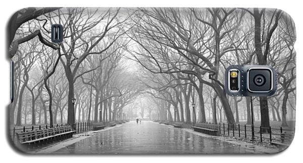 New York City - Poets Walk Central Park Galaxy S5 Case