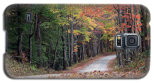 Poga Autumn Galaxy S5 Case by Annlynn Ward