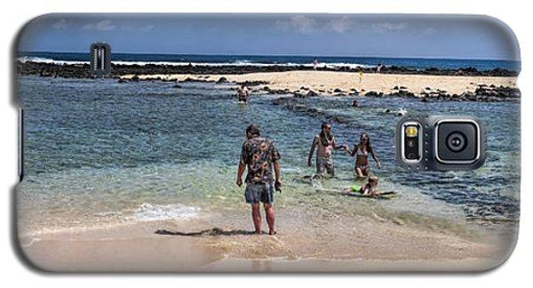 Poi Pu Beach 2 Galaxy S5 Case