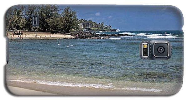 Poi Pu Beach 3 Galaxy S5 Case