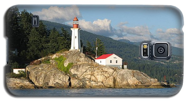 Point Atkinson Lighthouse Galaxy S5 Case