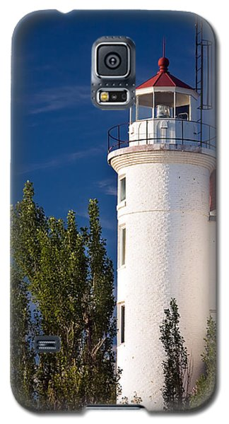 Point Betsie Lighthouse Michigan Galaxy S5 Case