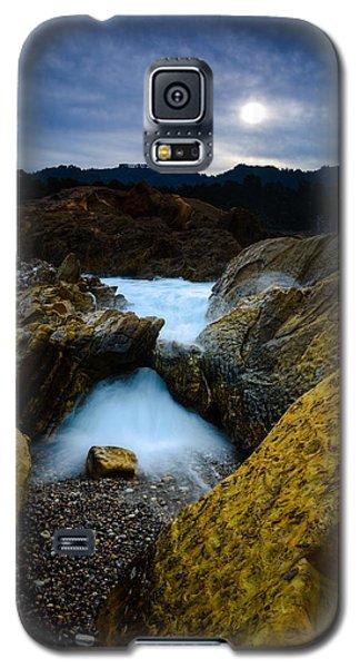 Point Lobos Big Sur Sea Arch Galaxy S5 Case