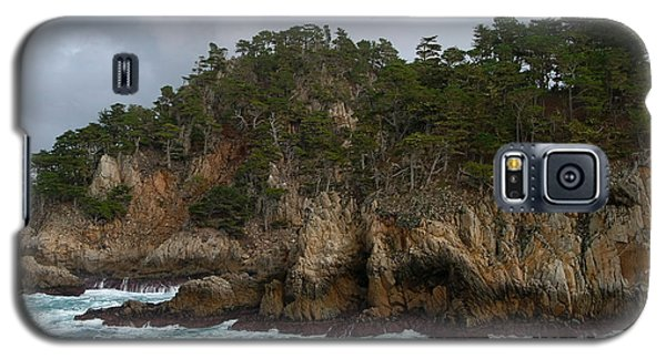 Point Lobos Coastal View Galaxy S5 Case