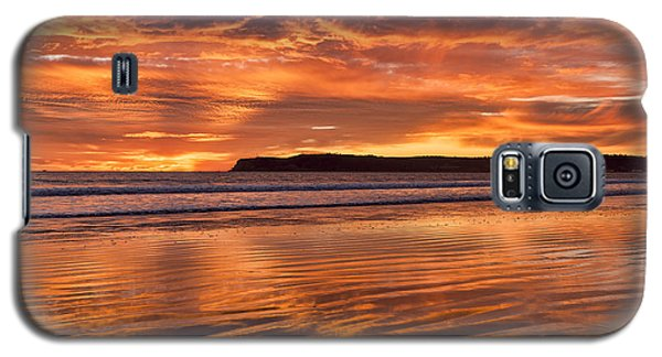 Point Loma Fire Galaxy S5 Case