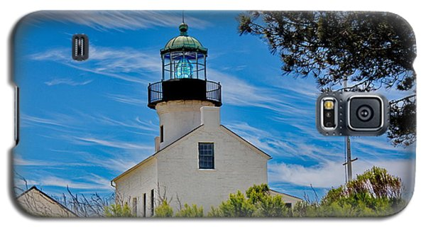Point Loma Lighthouse Galaxy S5 Case