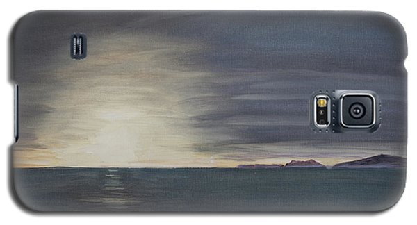 Point Mugu Sunset Galaxy S5 Case by Ian Donley