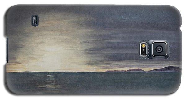 Point Mugu Sunset Galaxy S5 Case