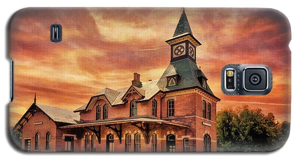 Point Of Rocks Train Station  Galaxy S5 Case