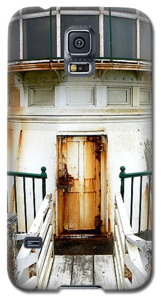 Point Reyes Historic Lighthouse Galaxy S5 Case by Laurel Powell