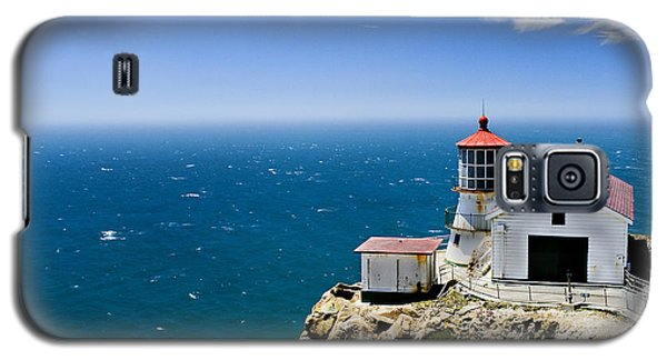Point Reyes Lighthouse California Galaxy S5 Case