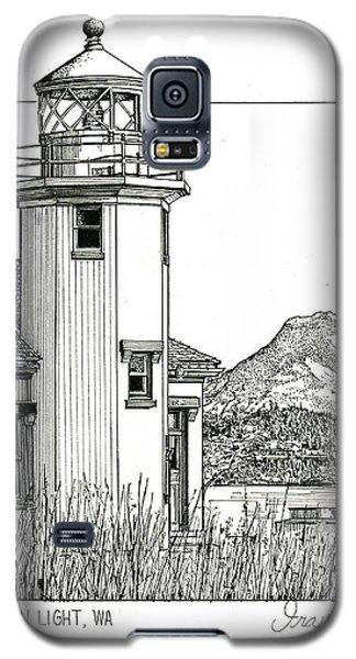Point Robinson Light Galaxy S5 Case by Ira Shander