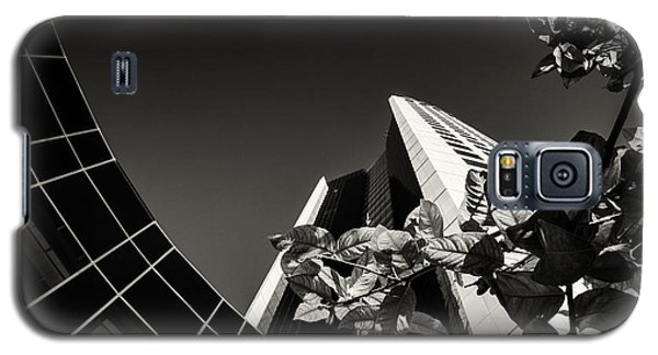 Pointing To The Sky Center Galaxy S5 Case