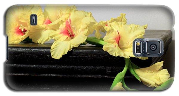 Poised Glady Galaxy S5 Case by Deborah  Crew-Johnson
