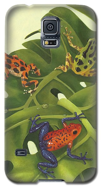 Poison Pals Galaxy S5 Case
