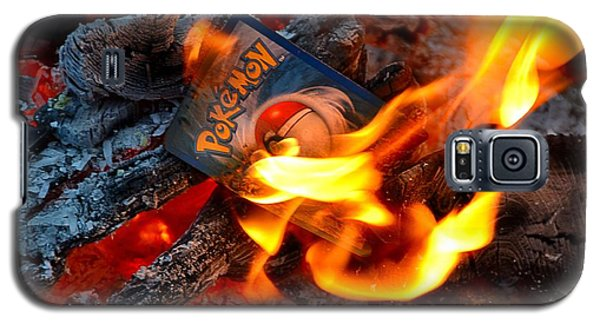 Pokemon Must Die Galaxy S5 Case