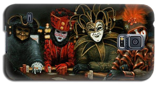 Poker Face IIi Galaxy S5 Case by Jason Marsh