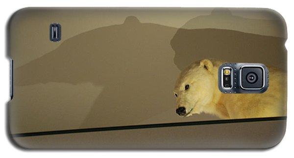 Polar Bear Shadows Galaxy S5 Case