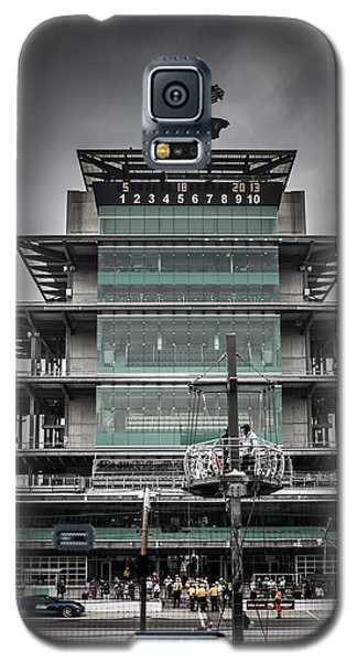 Pole Day At The Indy 500 Galaxy S5 Case