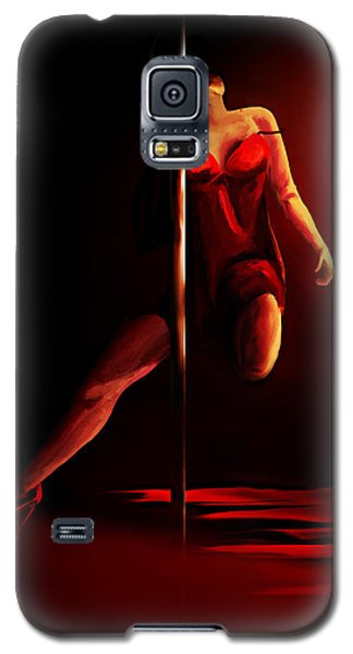 Pole Galaxy S5 Case by Persephone Artworks