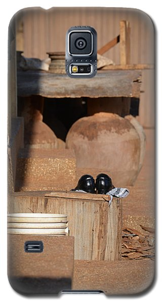 Galaxy S5 Case featuring the photograph Polished by Ronda Broatch