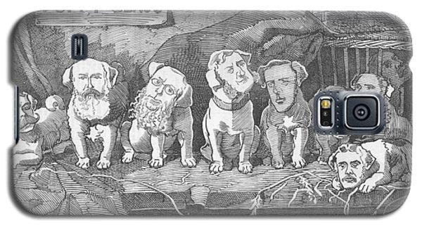 Political Puppy Class Galaxy S5 Case