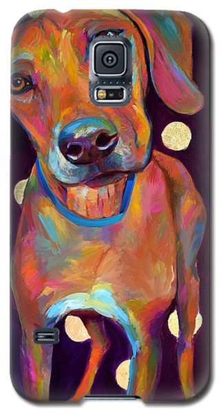 Polka Pooch Galaxy S5 Case