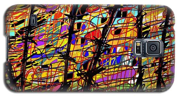 Pollock Updated Galaxy S5 Case