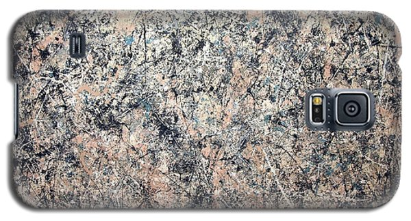 Washington D.c Galaxy S5 Case - Pollock's Number 1 -- 1950 -- Lavender Mist by Cora Wandel