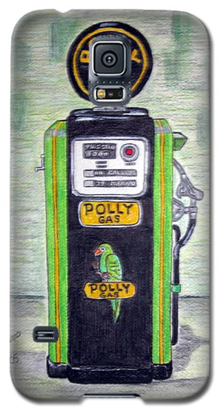 Polly Gas Pump Galaxy S5 Case by Kathy Marrs Chandler