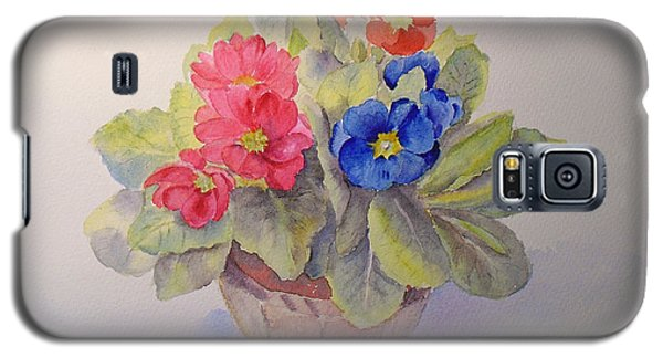 Polyanthus Galaxy S5 Case