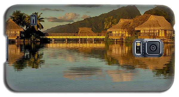 Polynesian Art Galaxy S5 Case