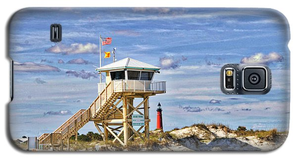 Ponce Inlet Scenic Galaxy S5 Case by Alice Gipson
