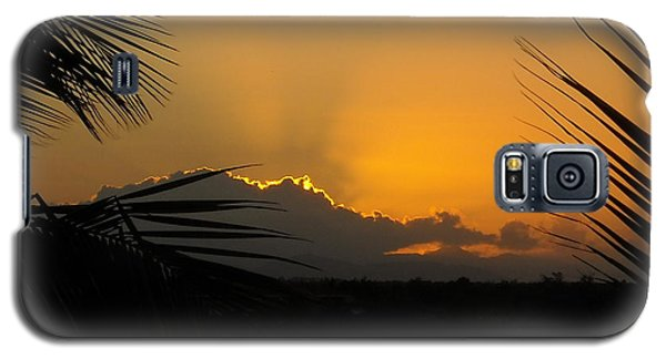 Ponce Sunrise Galaxy S5 Case by Daniel Sheldon