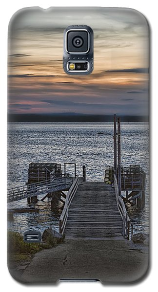 Ponce Landing Galaxy S5 Case by Richard Bean
