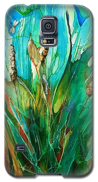 Pond Life Galaxy S5 Case by Pat Purdy