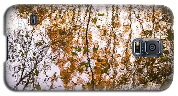 Pond Reflections #3 Galaxy S5 Case