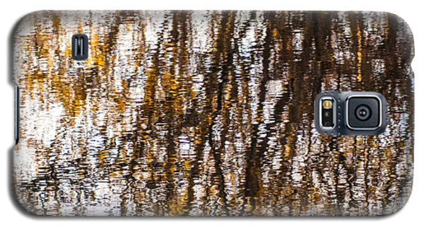 Pond Reflections #6 Galaxy S5 Case
