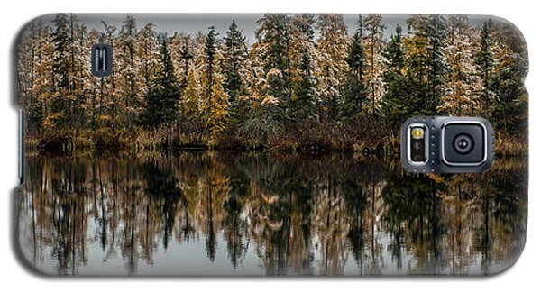 Pond Reflections Galaxy S5 Case