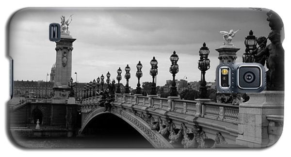 Galaxy S5 Case featuring the photograph Pont Alexander by Lisa Parrish