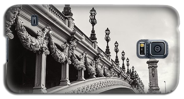 Pont Alexandre IIi Galaxy S5 Case