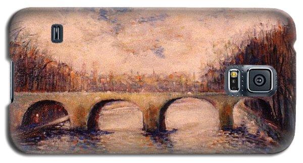 Pont Sur La Seine Galaxy S5 Case