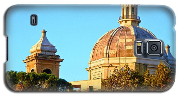 Ponte Milvio Roma Galaxy S5 Case