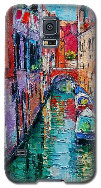 Ponte Raspi O Sansoni - Venice - Italy Galaxy S5 Case
