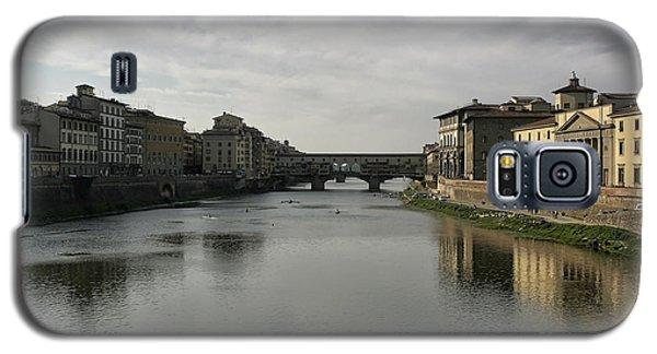 Ponte Vecchio Galaxy S5 Case by Belinda Greb